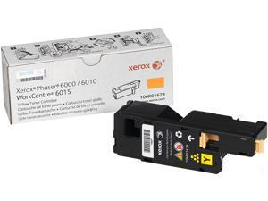 XEROX 106R01629 Toner For Phaser 6000/6010 and WorkCentre 6015 Yellow