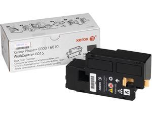 Xerox Toner Cartridge 106R01630 for Phaser 6000/6010 and WorkCentre 6015 - Black