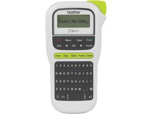 Brother PT-H110 20 mm / sec. 180 dpi Easy, Portable Label Maker