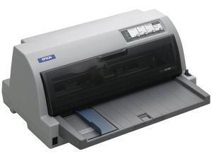EPSON  C11CA13051  24 pins  Dot Matrix Printer