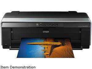 EPSON  C11CB35301  Up to 1.72 min/page  Black Print Speed 5760 x 1440 dpi  Color Print Quality InkJet  Photo  Printer