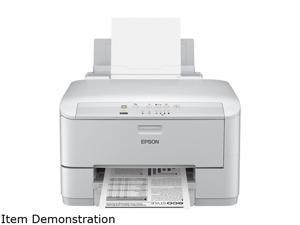 EPSON  WorkForce Pro  C11CC77301BY  Up to 26 ppm  Black Print Speed InkJet  Workgroup  Monochrome  Printer