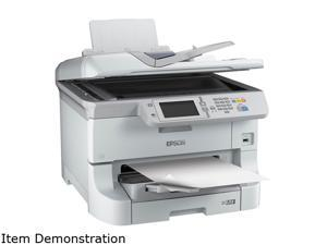 EPSON  WorkForce Pro  C11CD44301BY  Up to 34 ppm  Black Print Speed InkJet  Workgroup  Color  Printer