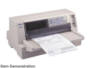 EPSON LQ 680Pro C11C376125A1 360 x 180 dpi 24 pins Dot Matrix Printer