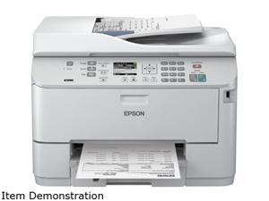 EPSON WorkForce Pro WP-M4595 DNF (C11CC76301BY) Duplex 1200 dpi x 600 dpi USB Mono InkJet MFP Printer