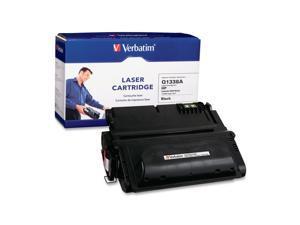 Verbatim 94805 Black HP Q1338A Compatible Toner Cartridge