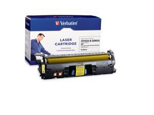 Verbatim 95377 Yellow Laser Cartridge for HP LaserJet 1500, 2500, 2550, 2800 Series