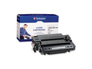 Verbatim 96460 Black HP Q7551X Replacement High Yield Cartridge