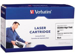 Verbatim 97701 Toner Cartridge - Replacement for HP (CE285A) - Black