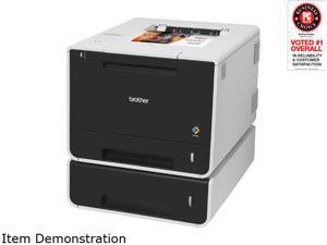 Brother HL-L8350CDWT Color Laser Printer with Dual Paper Trays, Wireless Networking and Duplex Printing