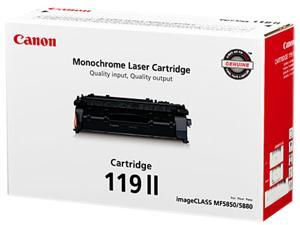 Canon Cartridge 119II Toner Black