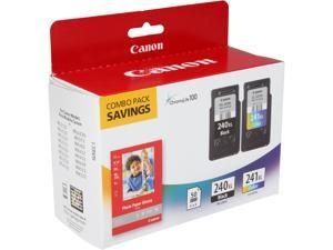 Canon PG-240XL / CL-241XL Ink Cartridge Combo Pack (5206B005)