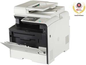 Canon Color imageCLASS MF8580Cdw MFP Up to 21 ppm 1200 x 1200 dpi Color Print Quality Color Wireless 802.11b/g/n Laser Printer