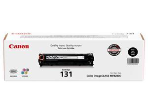 Canon 131 Toner Cartridge (6272B001) 1,400 Page Yield for LBP-7110 cw, MF8280&#59; Black