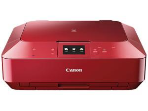 Canon PIXMA MG7120 Wireless InkJet MFC / All-In-One Color Red Photo Printer