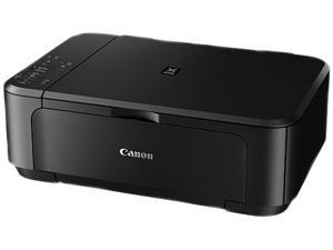 Canon PIXMA MG3520 Wireless Photo All-in-One Inkjet Printer, Black