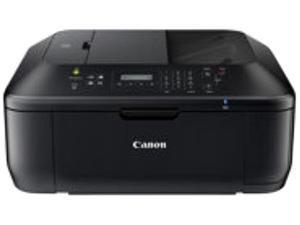 Canon PIXMA MX475 Up to 9.7 ipm (mono) Black Print Speed 4800 x 1200 dpi Color Print Quality InkJet Color Multifunction Printer