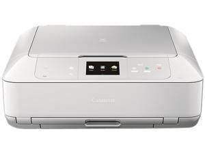 CANON PIXMA MG7520 Wireless Photo All-In-One Inkjet Printer, White