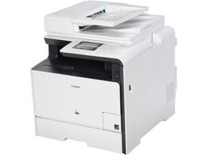Canon imageCLASS MF726CDW wireless Color Multifunction laser printer with Duplex printing, 21 ppm