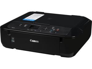 Canon PIXMA MG5720 Wireless Inkjet All-In-One Printer - Black