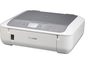 Canon PIXMA MG5722 Wireless Inkjet All-In-One Printer - White/Silver