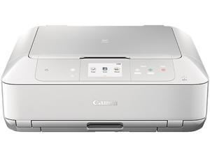 Canon PIXMA MG7720 Wireless Inkjet All-In-One Printer - White