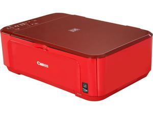 Canon PIXMA MG3620 Wireless Inkjet All-In-One Printer, Red