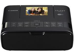 Canon SELPHY CP1200 (0599C010AA) 300 dpi x 300 dpi Wireless Compact Photo Printer with Battery
