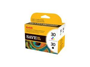 Kodak 30B/30C Ink Cartridge - Combo Pack - Black/Color