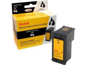KODAK Remanufactured Ink Cartridge Compatible With HP 96 (C8767WN) High-Yield Black