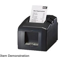 Star Micronics TSP650 TSP651U-24 GRY 37999600 Thermal Receipt Printer (Gray) - USB Interface, Tear Bar. Cable and Power Supply ...