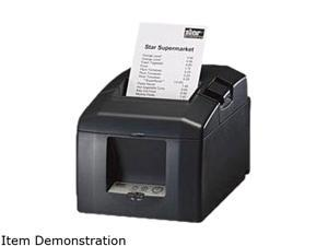 Star Micronics TSP650 TSP651C-24 GRY 39448210 Thermal Receipt Printer (Gray) - Parallel Interface, Tear Bar. Cable and Power ...