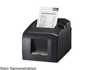 Star Micronics TSP650 TSP654L-24 GRY 37999540 Thermal Receipt Printer (Gray) - Ethernet Interface, Auto-Cutter. Cable and ...