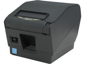Star Micronics 37999950 TSP743IIL-24 GRY TSP700II Series High Speed Thermal Receipt Printer