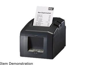 Star Micronics TSP650 TSP651L-24 GRY 37999500 Thermal Receipt Printer (Gray) - Ethernet Interface, Tear Bar. Cable and Power ...