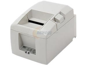 Star Micronics TSP650 TSP654L-24 37999530 Thermal Receipt Printer (Putty) - Ethernet Interface, Auto-Cutter. Cable and Power ...