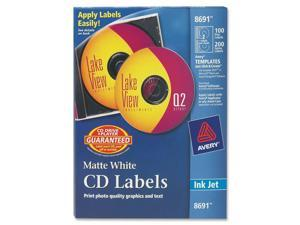 Avery 8691 CD Label