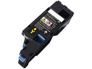 Dell WM2JC High Yield Yellow Toner (OEM# 332-0408, 331-0779) (1,400 Yield