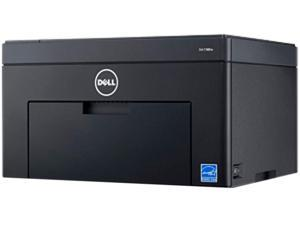Dell C1660W Plain Paper Print Up to 12 ppm Printer