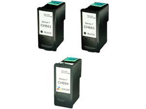Green Project D-CH883HY/884HY(3pk) Ink Cartridge Replaces Dell