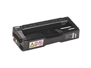 Ricoh 406047 Toner Cartridge Cyan