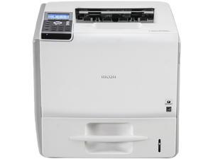 Ricoh Aficio SP 5200 DN Laser Printer - Monochrome - 1200 x 600 dpi Print - Plain Paper Print - Desktop