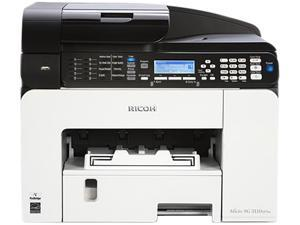 RICOH Aficio SG 3110SFNw InkJet Workgroup Color Printer