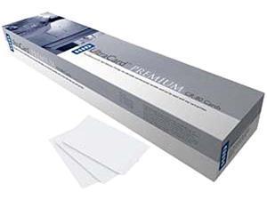 "Fargo 81759 UltraCard PVC Card - 3.37"" x 2.13"" - Glossy - 500 x Card"