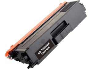 Rosewill RTCS-TN336BK Black Toner Cartridge Replaces Brother TN336 BK, TN-336BK