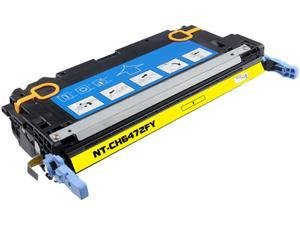 Rosewill RTCS-117Y Yellow Toner Cartridge Replaces Canon 117, 2575B001AA Yellow