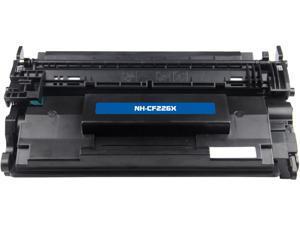 Rosewill RTCS-CF226X Black Toner Cartridge Replace HP CF226X, 26X
