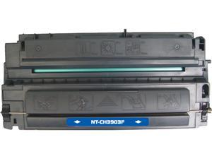 Rosewill RTCS-C3903A Black Toner Cartridge Replace HPC3903A, 03A