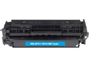Rosewill RTCS-CF411A Cyan Toner Cartridge Replace HP CF411A, 410A