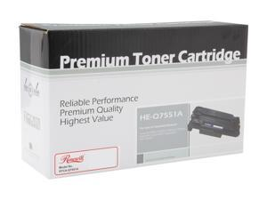 Rosewill RTCA-Q7551A Black Toner Cartridge replacement for HP Q7551A (51A)